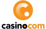 20 gratis freespins på Casino.com casino