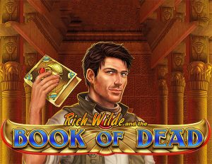 Sjekk ut megapopulære Book of Dead i dag