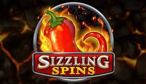 Glodhett fra Play' N GO: Sizzling Spins