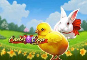 Spill Easter Eggs spilleautomat denne påsken