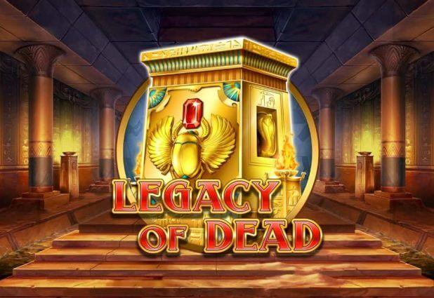 Legacy of Dead i hjertet av Egypten