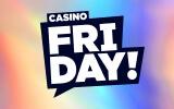 CasinoFriday på dagsordenen i morgen kveld!